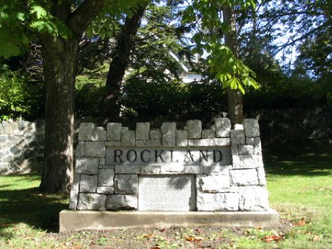 Rockland Cairn by 1322 Rockland Avenue - Click to enlarge